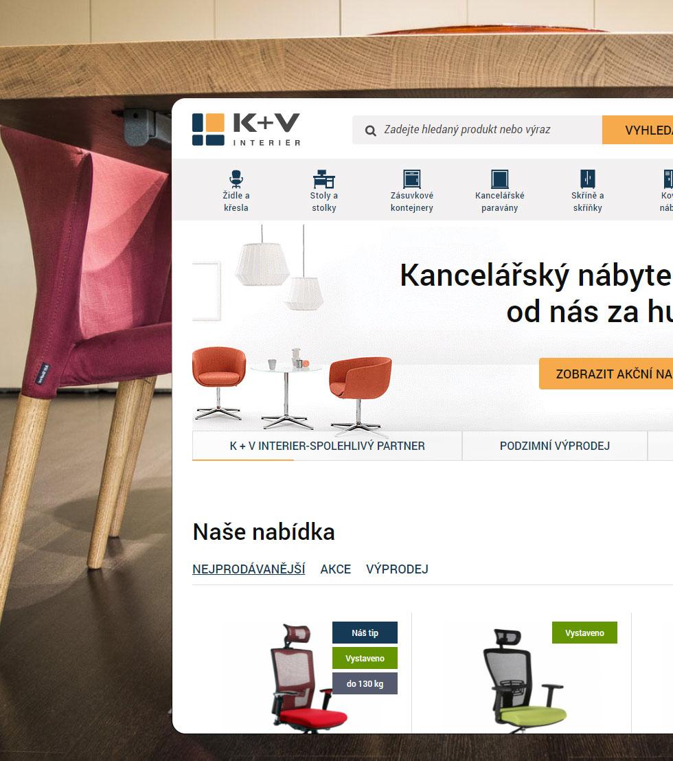 K+V Interiér